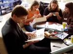 Neformální mezinárodní origami setkání