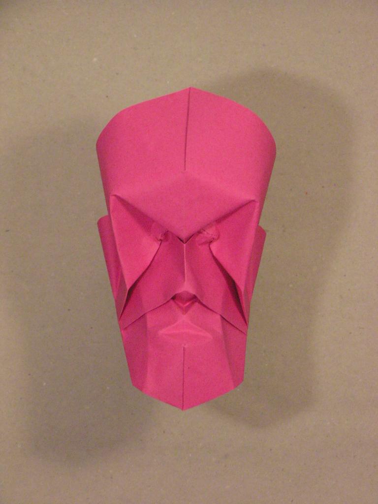 Eric Joisel: maska, variace Ondřej Cibulka
