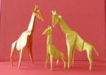 Hideo Komatsu: Žirafy