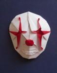 Hideo Komatsu: Maska klauna