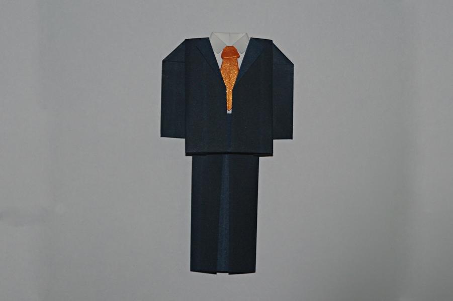 Ondřej Cibulka: oblek