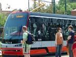 Na závody jste mohli přijet novou tramvají