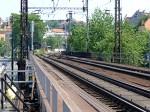 Kolik vlaků tudy během závodů projelo?