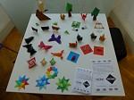 výstavka origami