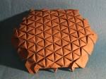 Trojúhelníková mozaika