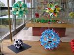 Marcela Buřilová: modulární origami