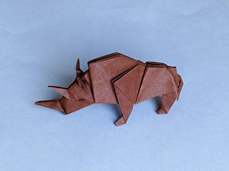 Kunihiko Kasahara: nosorožec