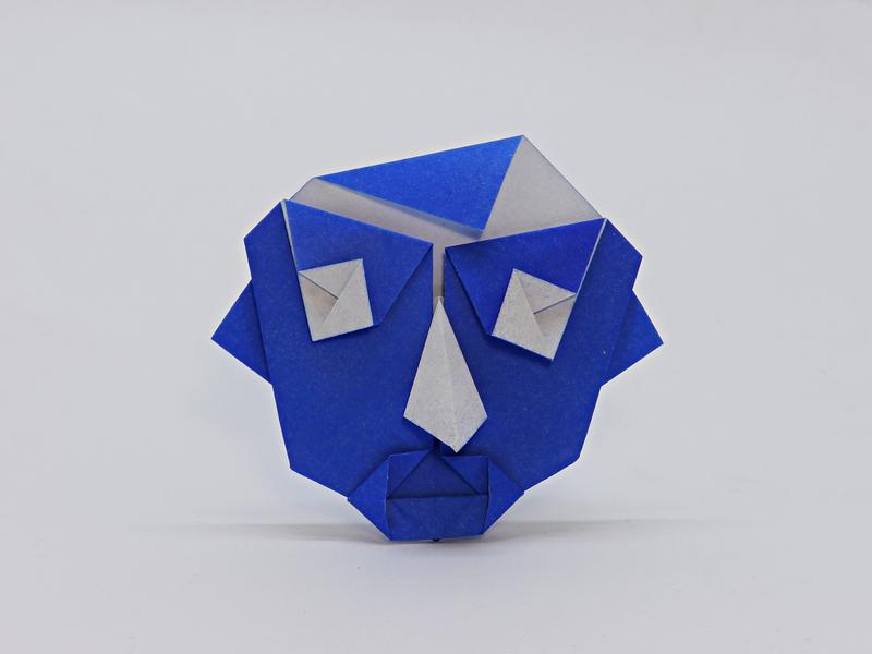Ondřej Cibulka: maska