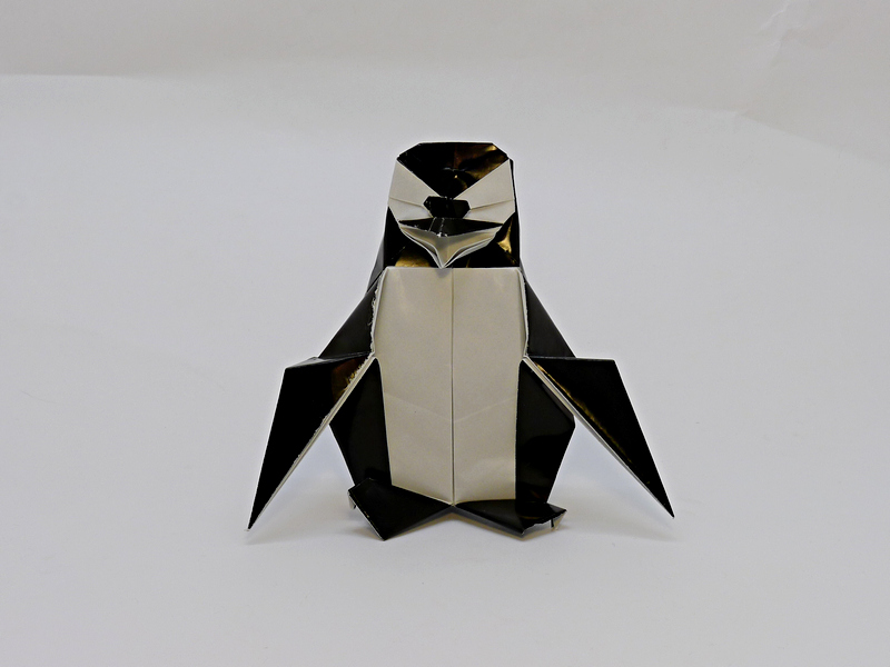 Fernando Gilgado: tučňák