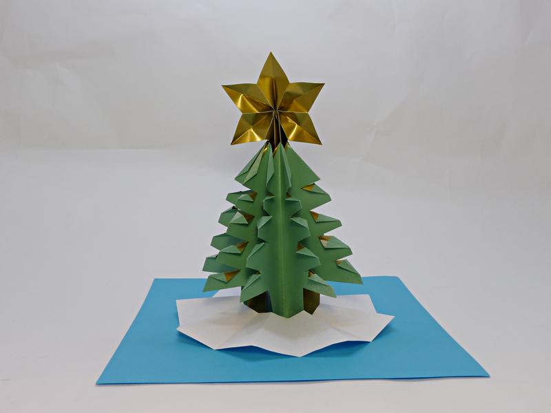 tradiční vánoční stromek
