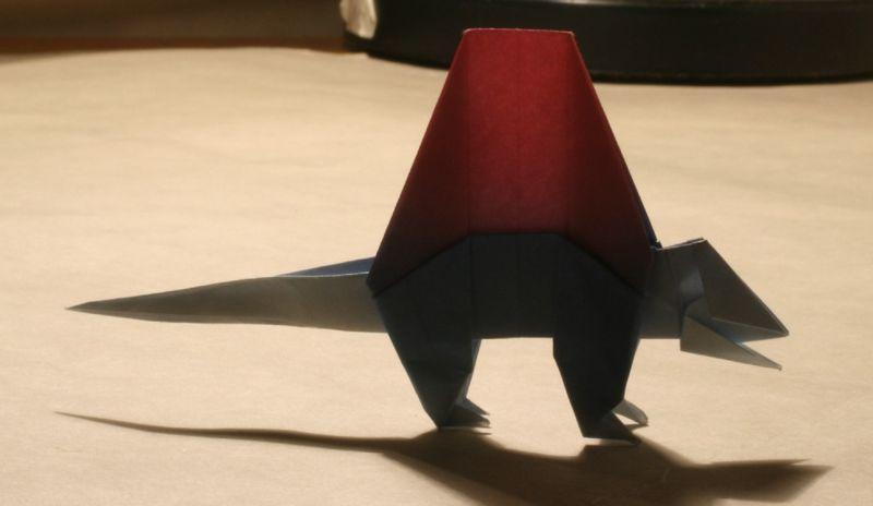 Dimetrodon se stínovým okem