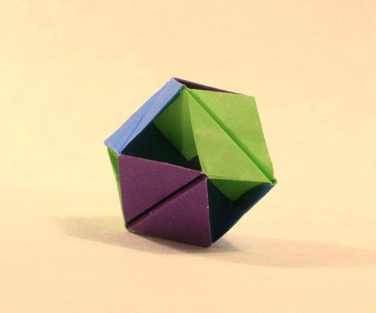Fuseová nebo Kawasaki: geometrický útvar
