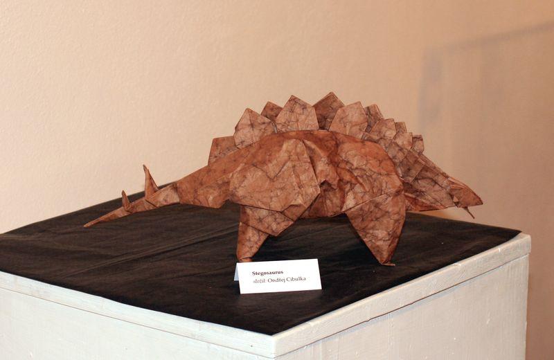 Stegosaurus velký