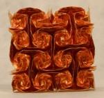 Krystalizace růží - zlatá