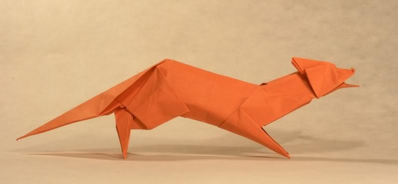 Komatsu: liška