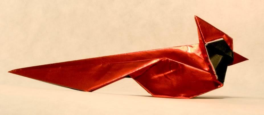Michael LaFosse: kardinál červený