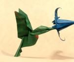 Michael LaFosse: kolibřík