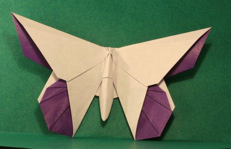 Michael LaFosse: motýl