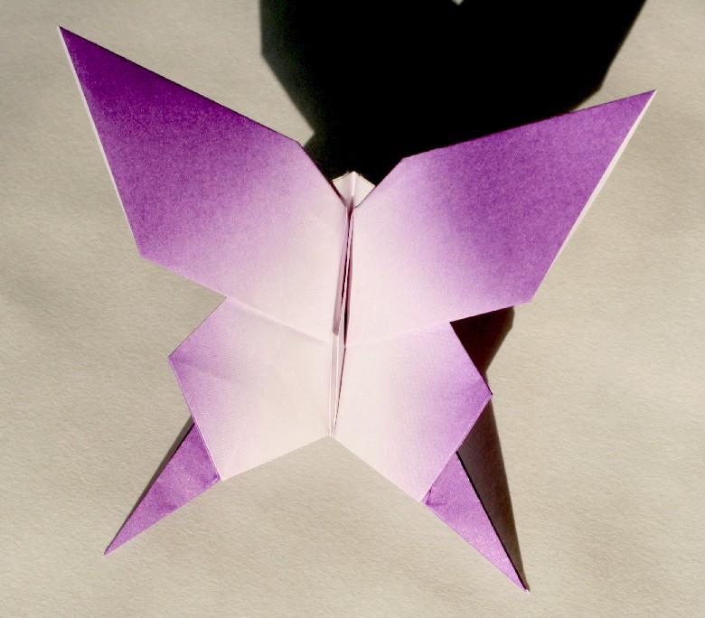 Tsuda Jošio: motýl