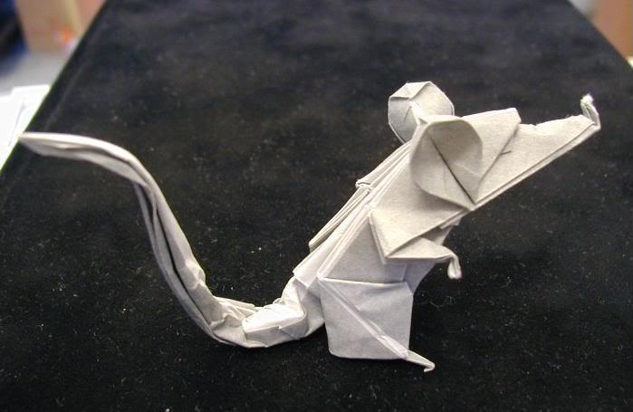 Joisel: laboratorní myška