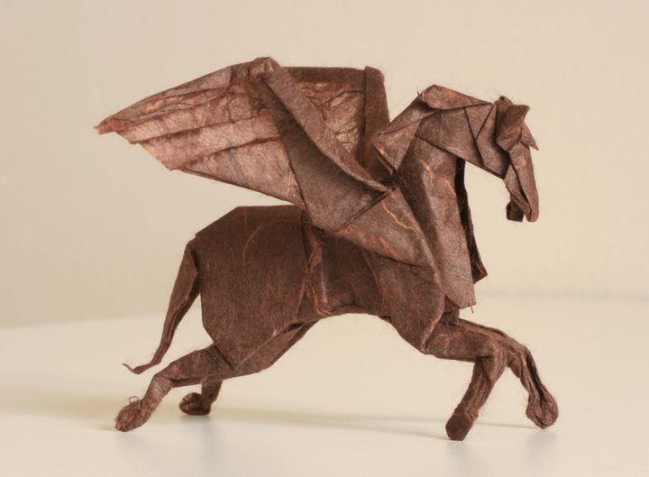 Okřídlený kůň