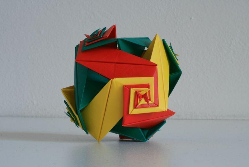 Pletený míč