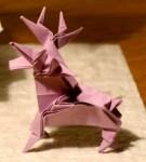 Sob z Viva origami