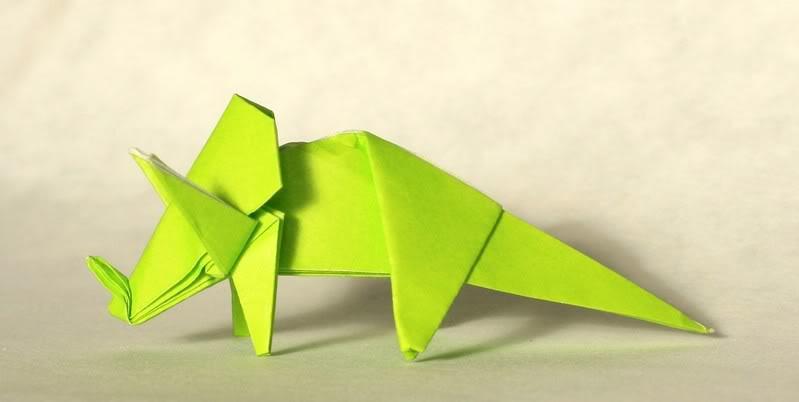Triceratops jednoduchý