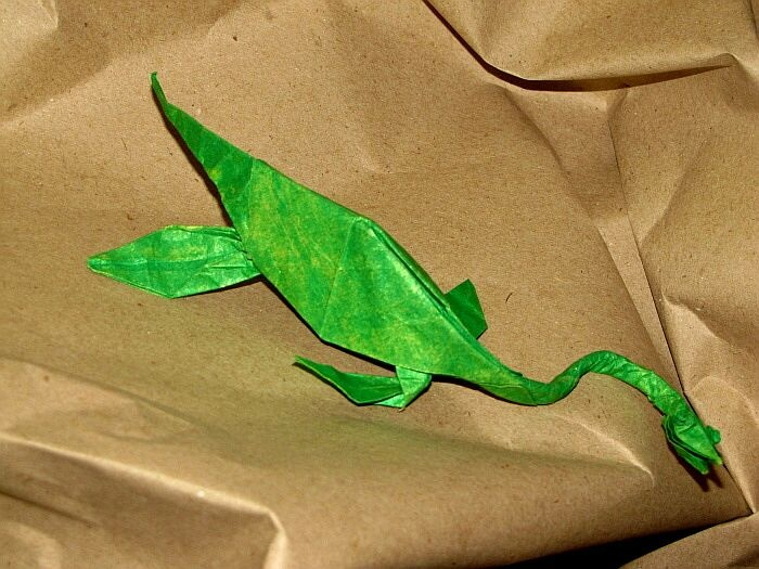 Petr Stuchlý: plesiosaurus
