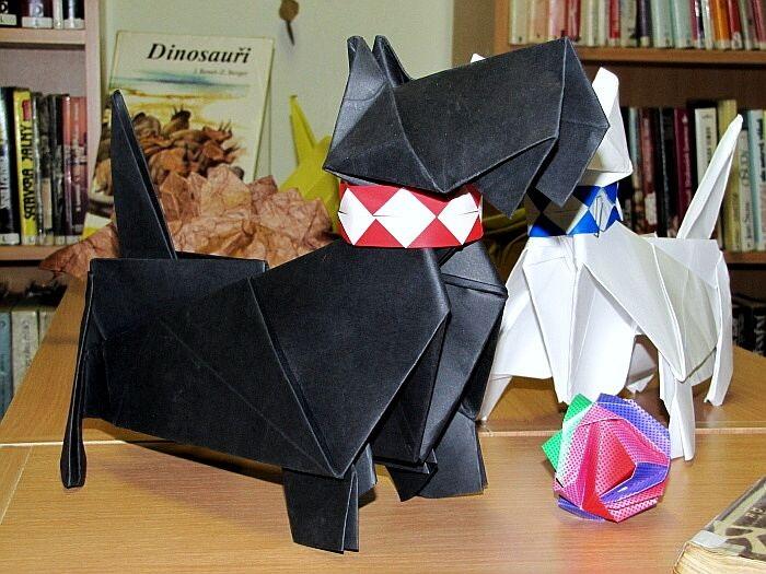Peterpaul Forcher skotský terrier