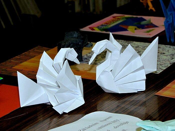 Roman Kružliak: labutě