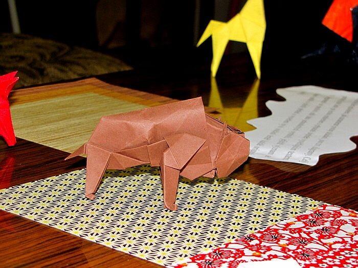 Fumiaki Kawahata: bizon