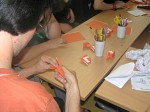 dílna origami