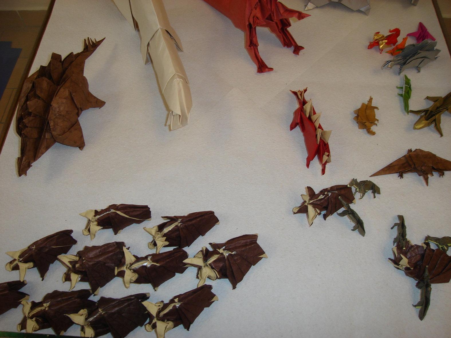 2007: expozice na výstavě v Říčanech