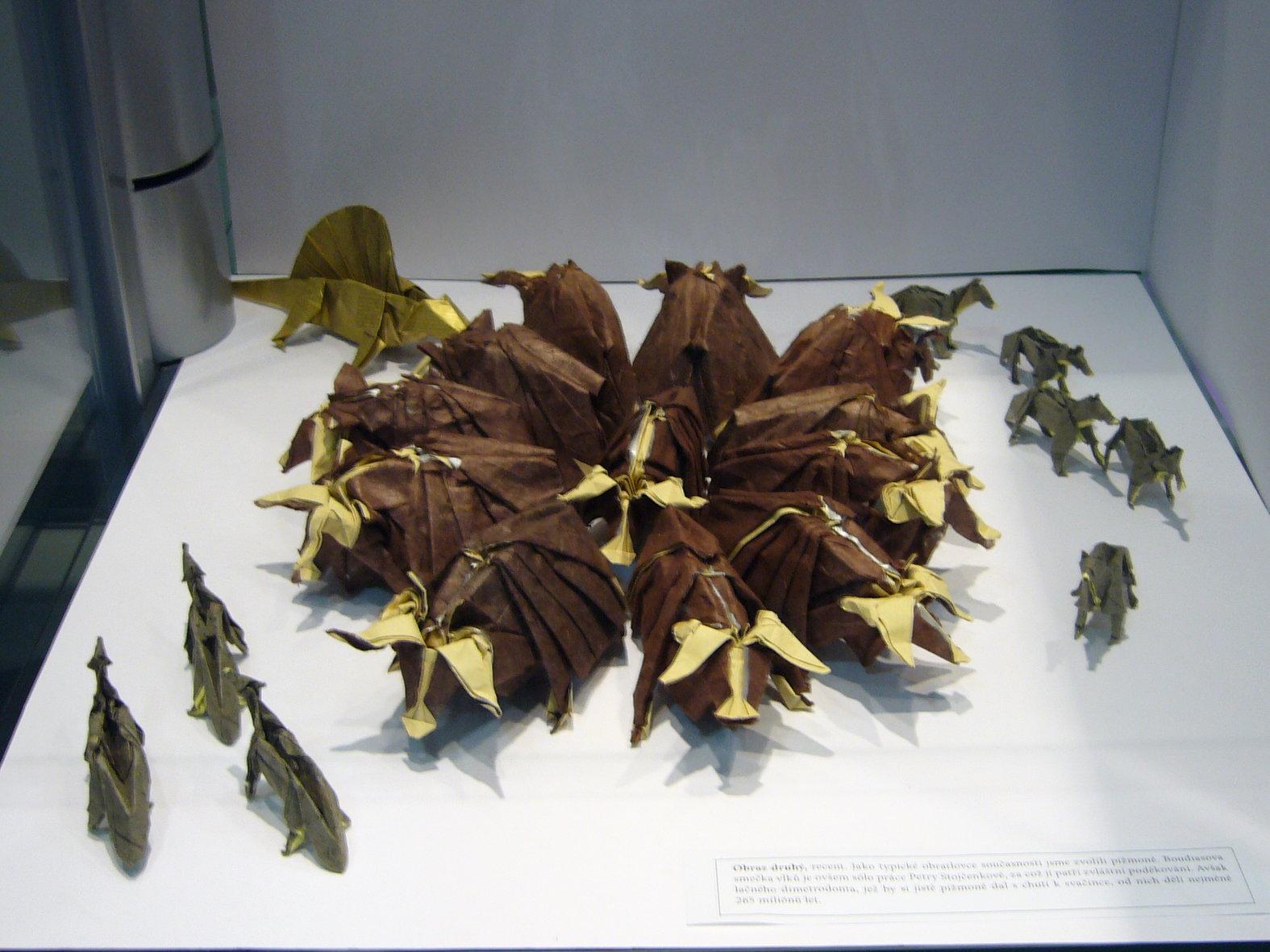 2007: expozice na výstavě na Smíchově