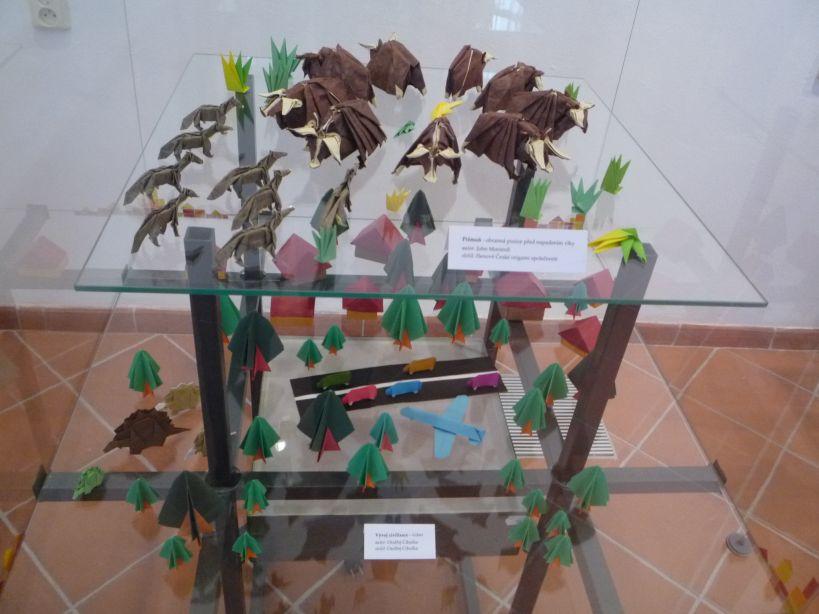 2010: expozice na výstavě v Poličce