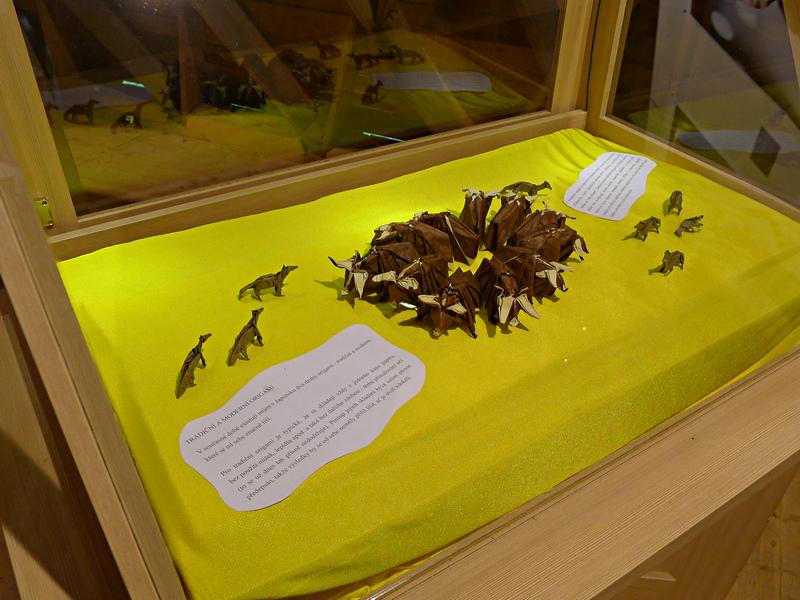 2011: expozice na výstavě v Malé Morávce