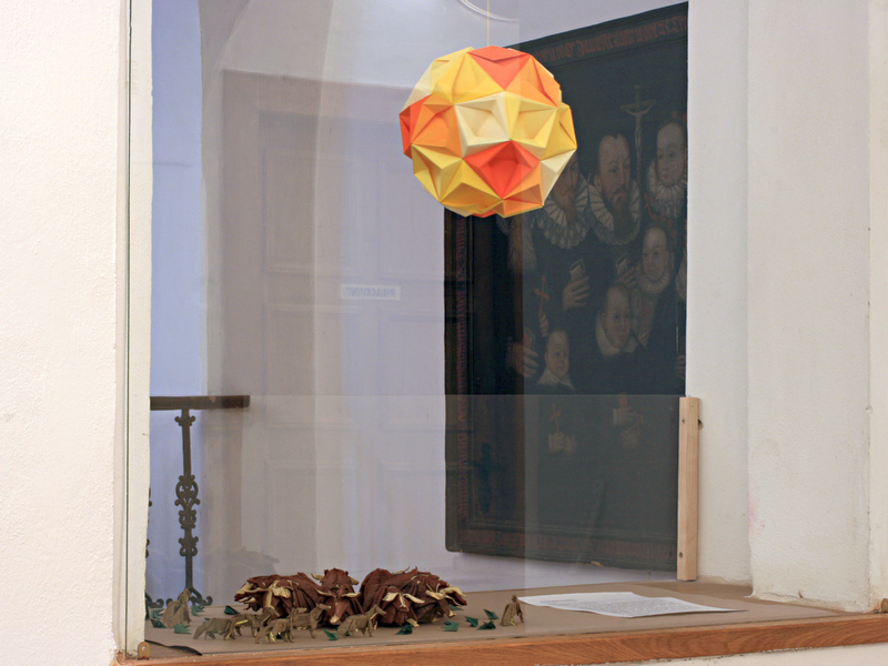 2012: Expozice na výstavě v Berouně