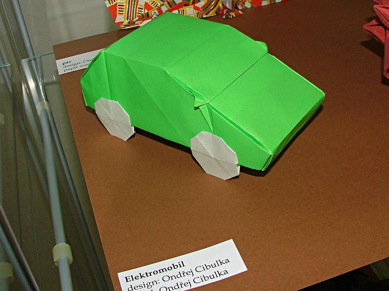 Ondřej Cibulka: elektromobil