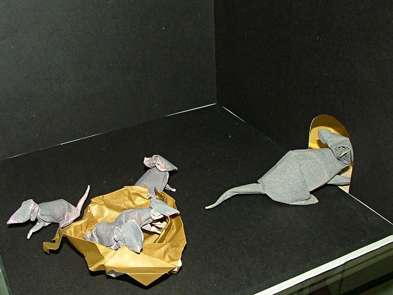 David Brill: kočka nebo myš?