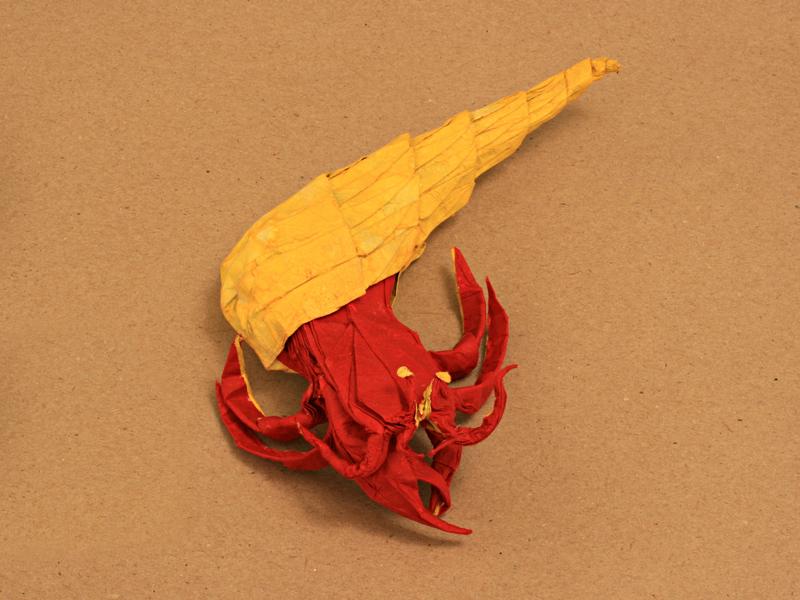 Petr Stuchlý: krab poustevník