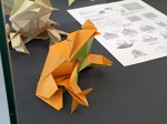 2012, Geneze žáby: expozice na výstavě v Berouně
