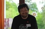 dílny: Joseph Wu - medvěd brýlatý