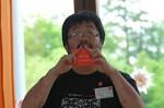 dílny: Joseph Wu - medvěd brýlatý, ...podél těchto čar...