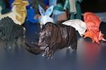 Joseph Wu: pravěký nosorožec