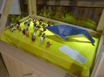 2011, Velrybolov: expozice na výstavě v  Malé Morávce