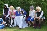 kostýmy postav z anime a mangy