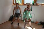 soutěže v tanci