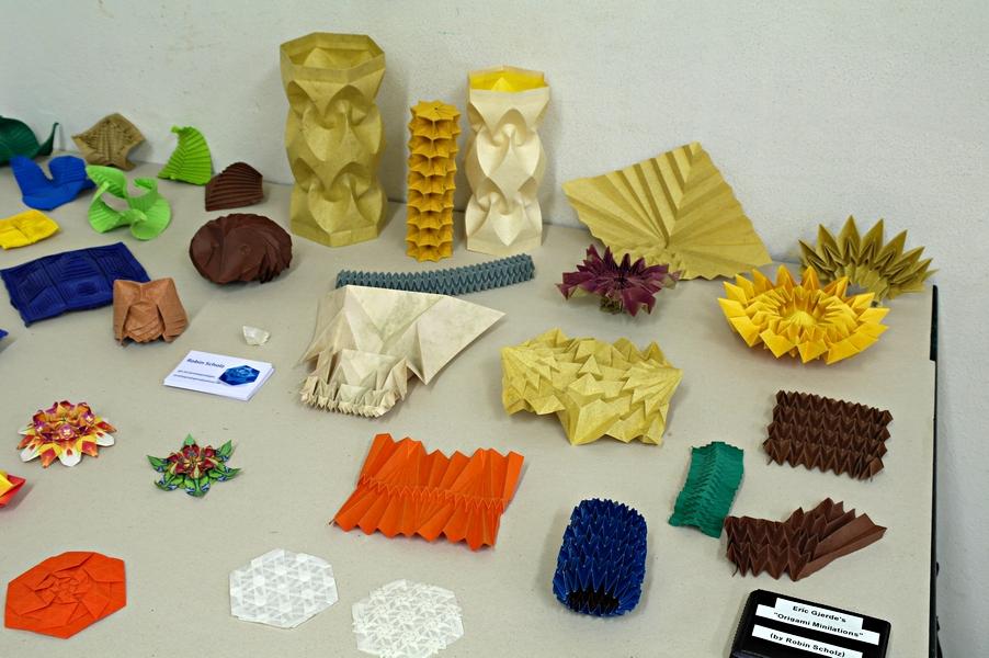 výstava Robina Scholze - mozaiky, mozaiky, mozaiky