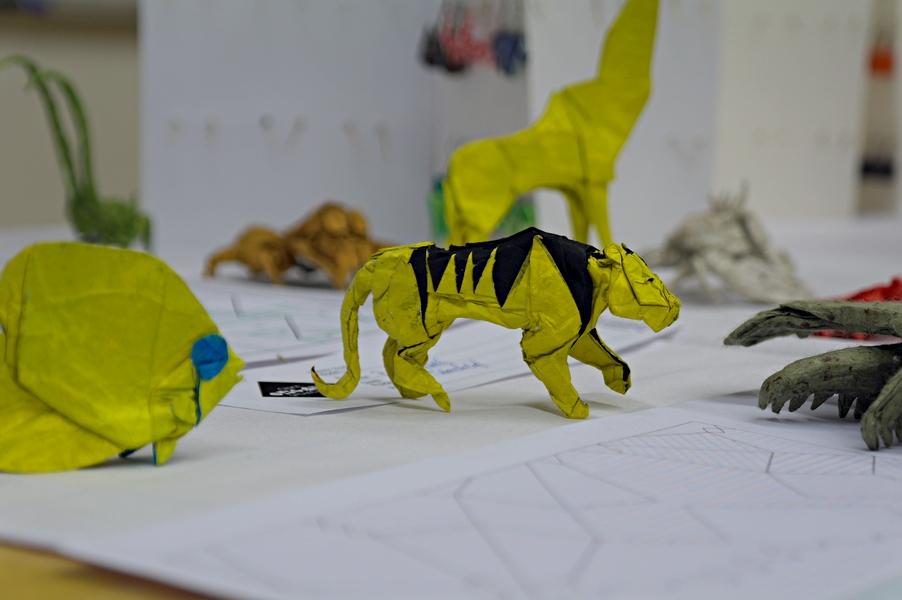 Petr Stuchlý: tygr s pruhy (tygra bez pruhů už nikdo nedělá)